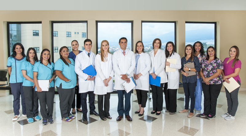 Our Costa Rica Dental Team