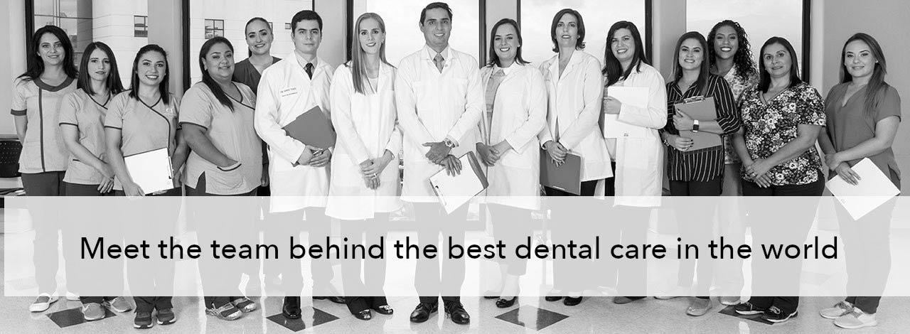 Advance Dental Clinic Costa Rica - Our Team
