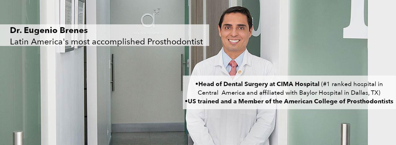 Advance Dental Clinic Costa Rica - Dr. Eugenio Brenes