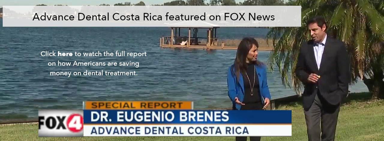 Advance Dental Costa Rica on Fox News